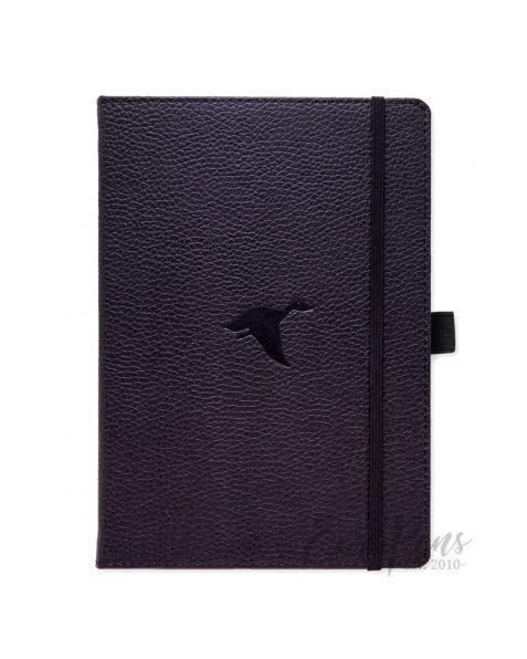 Dingbats A5 Black Duck Notebook - Lined Wildlife [D5008B]
