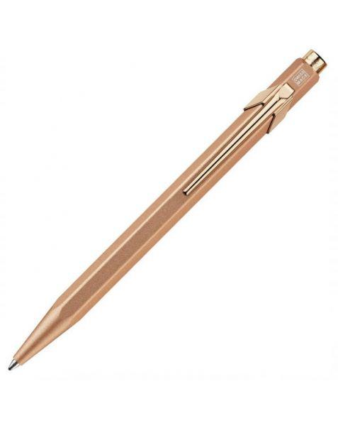 CARAN D'ACHE 849 Brut Rose Ballpoint Pen
