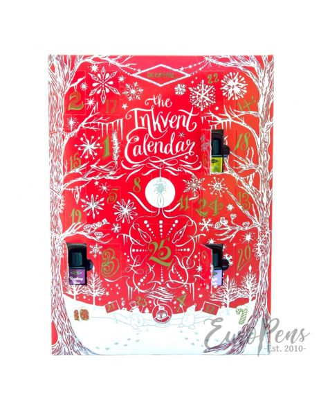 Diamine Inkvent Advent Calendar - 2021 Limited Edition