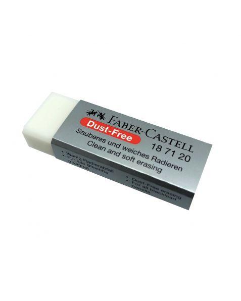 Faber Castell Dust-Free Vinyl Eraser (187120)