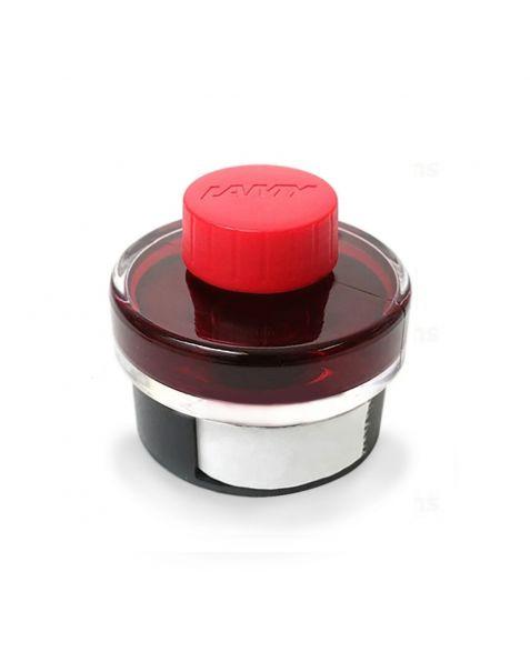 LAMY Red Ink: 50ml Glass Bottle