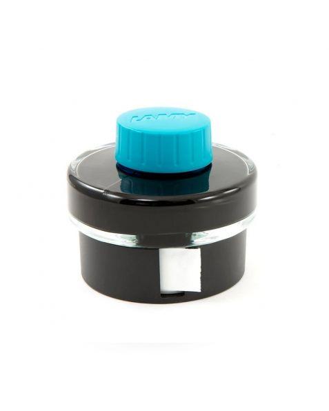 LAMY Turquoise Ink: 50ml Glass Bottle