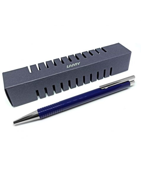 LAMY logo Ballpoint Pen - Blue (204)