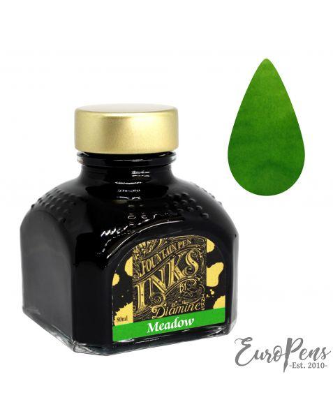 Diamine 80ml Bottled Ink - Meadow