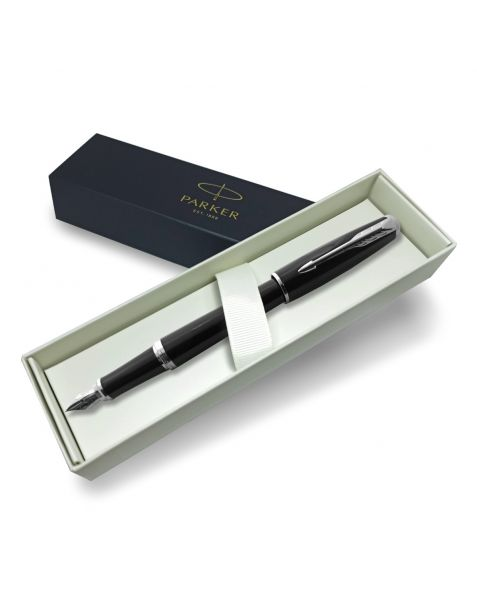 Parker Urban London Cab Black Medium Nib Fountain Pen