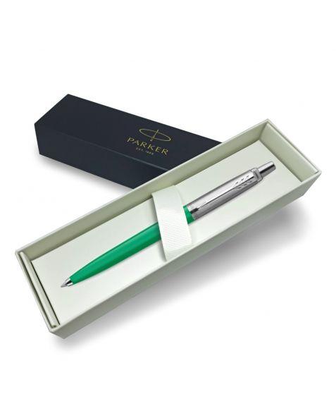 Parker Jotter Stainless Steel Ballpoint Pen - Original 90's (Retro) Colours