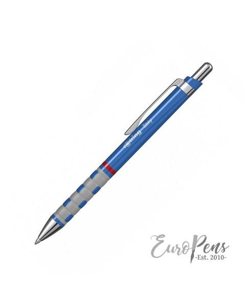 Rotring Tikky Ballpoint Pen - Blue (Blue Ink)