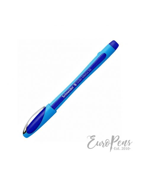 Schneider Slider Memo Xb Ballpoint Pen - Blue