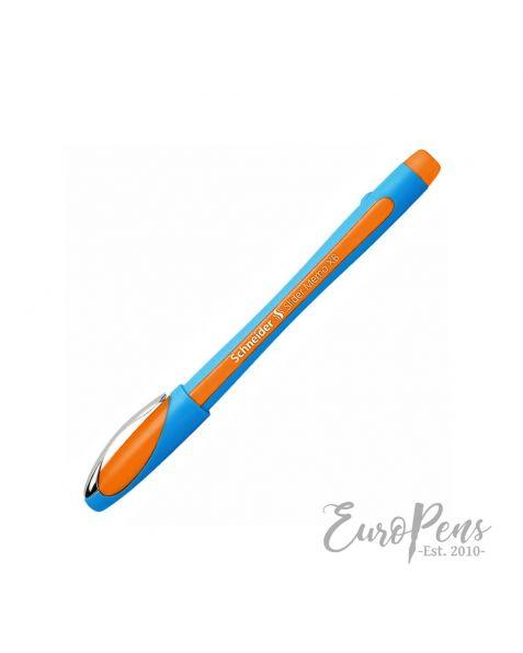 Schneider Slider Memo Xb Ballpoint Pen - Orange